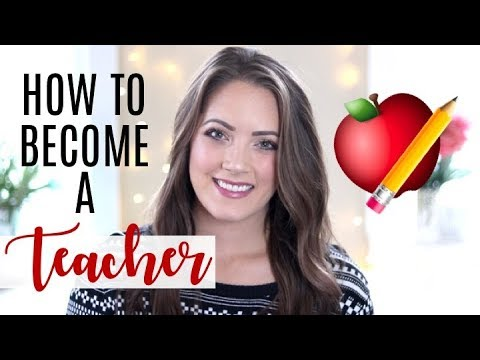 HOW TO BECOME A TEACHER | FOR FUTURE TEACHERS // MY EXPERIENCE // ELEMENTARY ART