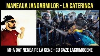 Maneaua Jandarmilor - La Caterinca