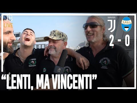 juventus-spal-2-0-|-reaction-tifosi-juventini-allo-stadium