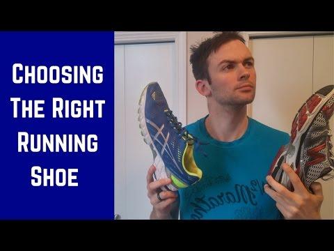choosing-the-right-running-shoe