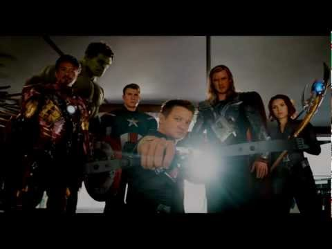The Avengers › run this town