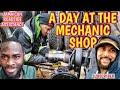Repair/Change Rear Axle Hub Seal On Volvo Truck Jamaican Mechanic. Vlog#116