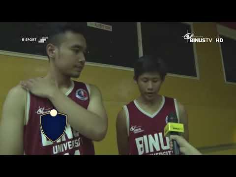B SPORT - Pertandingan Bola Basket Mahasiswa 2017 Libama DKI Jakarta