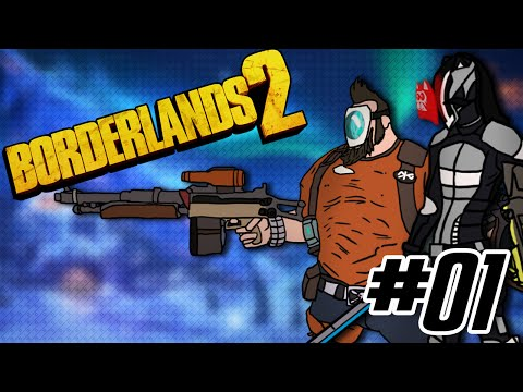 L'INSUPPORTABLE CLAPTRAP - Borderlands 2 #01