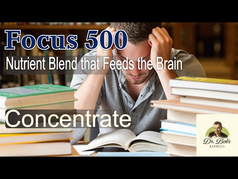 Improve Concentration With This