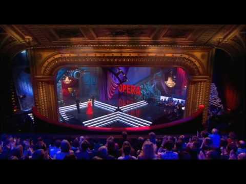 Bernie Nolan - Les Filles De Cadix FINALE (Popstar to Opera Star)