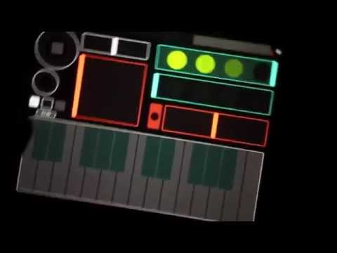 iPad Touch OSC Demo with Traktor Pro 2.6 DJ Software
