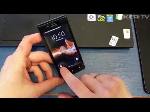 SONY Xperia J St26i - simlock - unlock