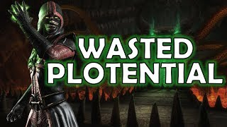 Ermac | Wasted Plotential