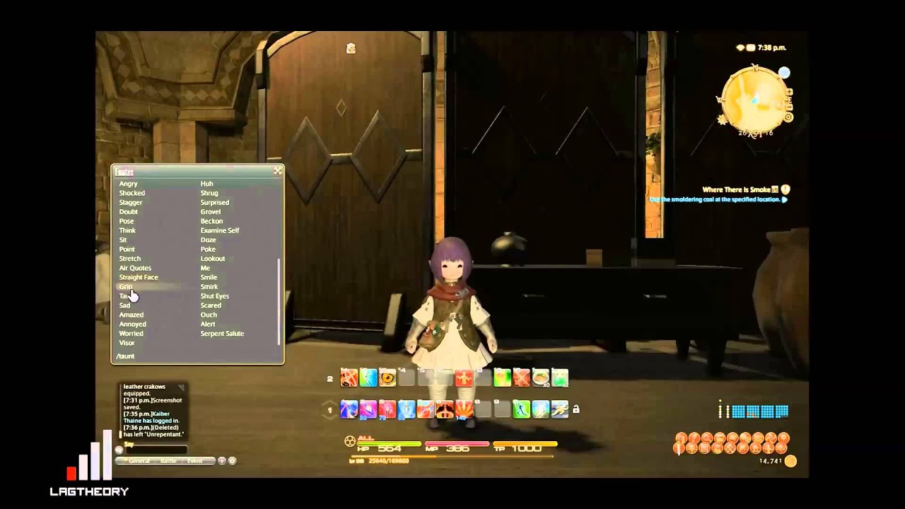 The Cutest Thing Ever: Lalafell Emotes in FFXIV