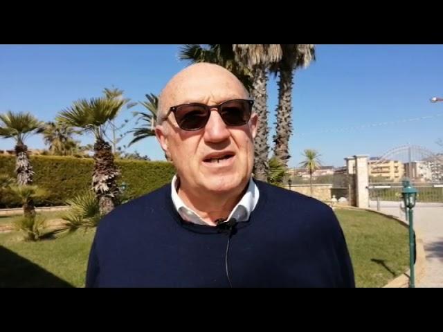 Intervista Presidente Di Giacomo su gara Seap a Catania [STUDIO 98]
