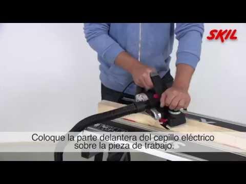 Cepillo el ctrico de carpintero lidl espa a doovi for Pistola sparapunti elettrica parkside