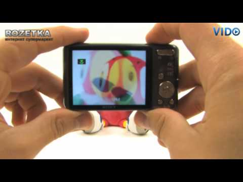 Фотоаппарат Sony DSC W570