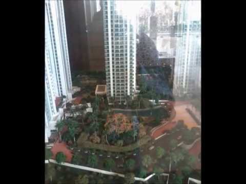 essence apartment dharmawangsa video
