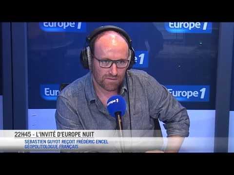 """Frédéric Encel, """"optimiste sur le fait qu'il n'y aura pas de troisième Intifada"""""""