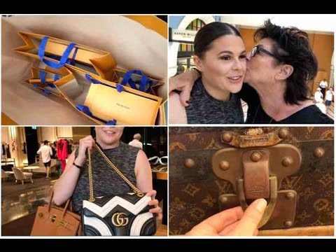 LOUIS VUITTON MAISON shopping | Full Day VLOG