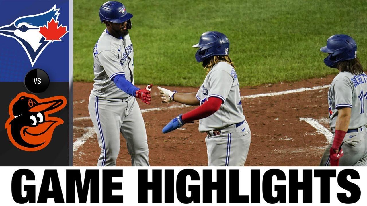 Download Blue Jays vs. Orioles Game 2 Highlights (9/11/21) | MLB Highlights