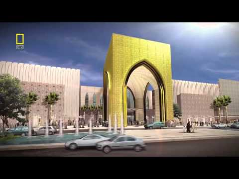 DUBAI LUXURY MEGA MALL  World's Largest Shopping Mall