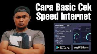 Cara Cek Kelajuan Internet Speedtest by Ookla [Very Basic Tutorial] screenshot 2
