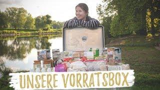 VORRÄTE & CAMPING | Einfach, haltbar & lecker - unsere Box