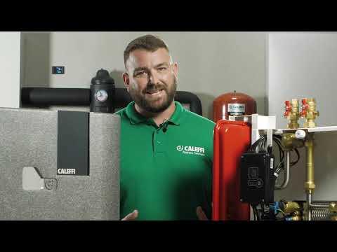 Compact Wall-mounted Heat Interface Units - SATK20 And SATK30