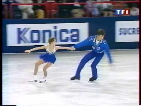 Elena Berezhnaya & Anton Sikharulidze RUS - 1997 Lalique Trophy LP