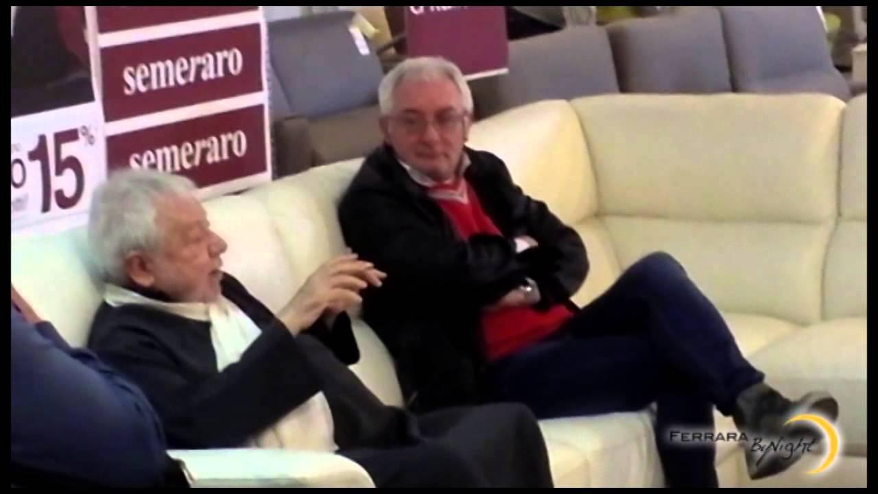 Paolo Villaggio In Visita A Ferrara Youtube