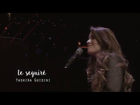 Te Seguiré Video Oficial Yashira Guidini