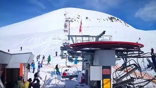 At least 8 injured when ski lift malfunctions