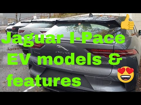 Jaguar I‑Pace SUV 2019 review. Shut up and take my money. Music video, no talk