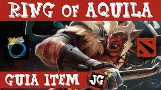 Guia Dota 2 | Ring of Aquila | Anillo de Aquila |Basilus |  Aura