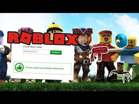 All Roblox Promo CODES! Free Items! (Roblox)