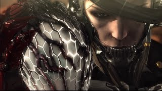 Metal Gear Rising All Bosses Revengence Difficulty S Rank No Hit