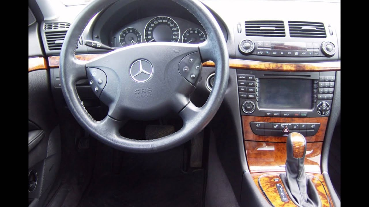 For sale 2006 mercedes benz e500 4matic northpark for Mercedes benz parts in seattle