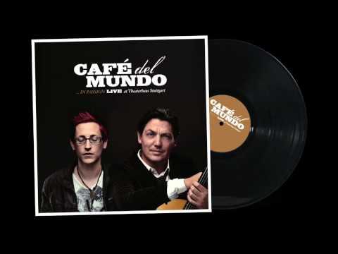 """Café del Mundo LP """"in passion"""""""
