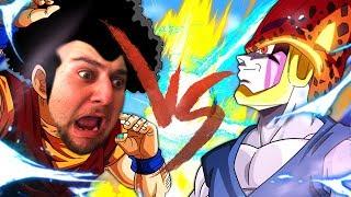 ONLINE BUDOKAI 3 AGAINST CELL?! KaggyFilms VS DevilArtemis | Dragon Ball Z Budokai 3
