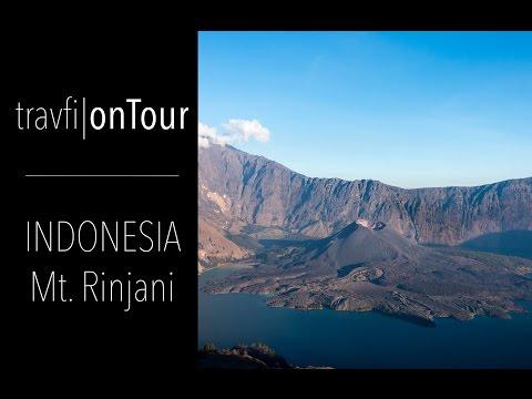 INDONESIA - Mount Rinjani | GoPro Hero 3