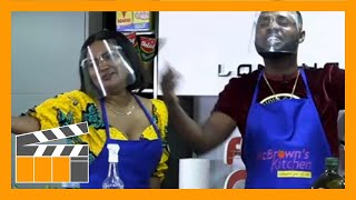 McBrown's Kitchen with Ernest Opoku | SE11 EP02