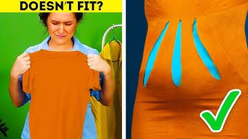 임신 팁 || 21가지 DIY 임부복 아이디어 및 팁과 트릭