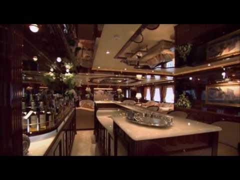 CRN Yachts - M/Y Royal Rubin ex Romance 57m