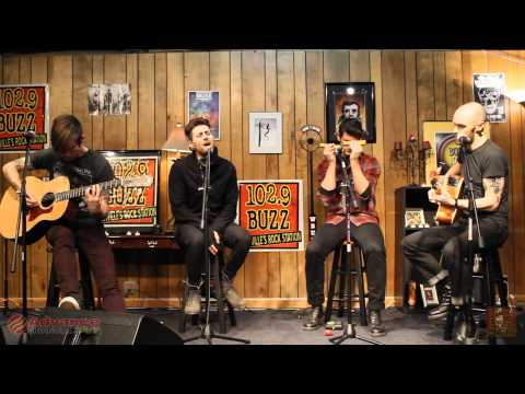 1029 The Buzz Acoustic Session: AFI  17 Crimes