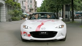 «Mazda Speed Dating» Der Film - Ad