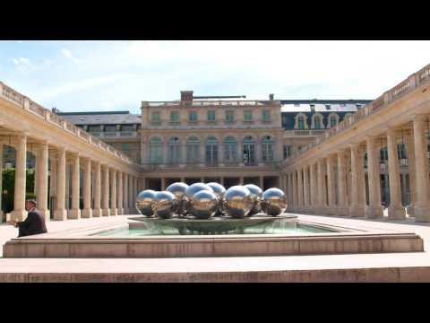 Le Palais Royal à Paris