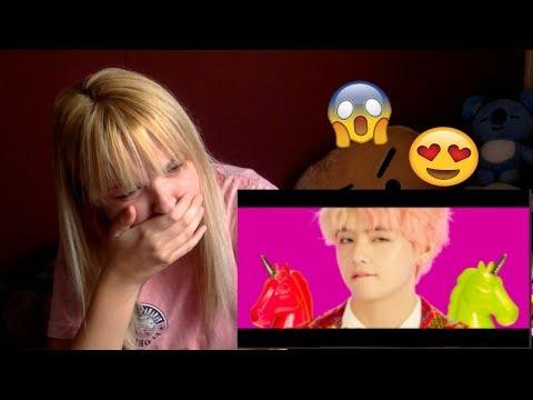 BTS - 'IDOL' MV - REACTION (OMFG!!!!)