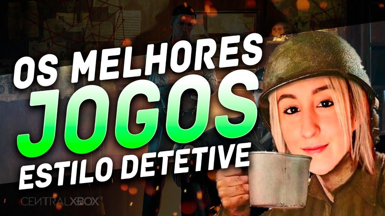 Os Melhores Jogos Estilo Detetive para Xbox One