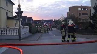 Gambar cover Gebäudebrand in Lübeck-Kücknitz am 18.09.2016