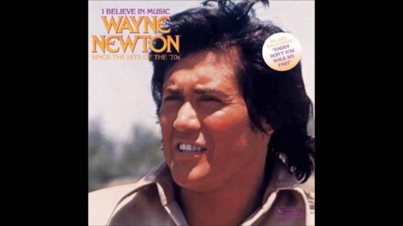 Wayne Newton - Song Sung Blue - YouTube