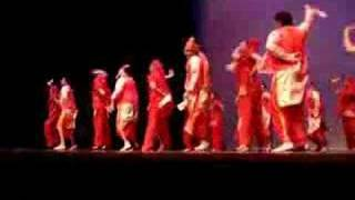 Loyola SASA Show 2007 -- Bhangara Performance