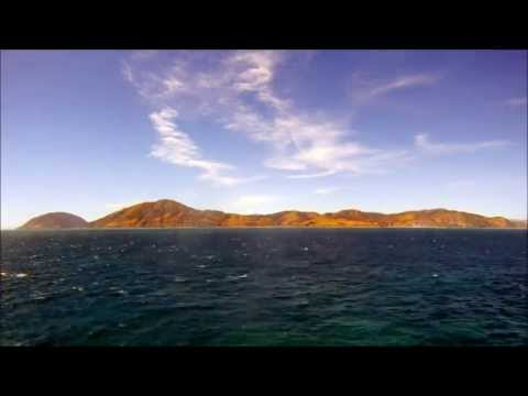 Cook Strait in Timelapse