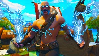 "*New* ""RAGNAROK CONSPIRACY"" TIER 100 (Fortnite Season 5 MAX BATTLE PASS SHOWCASE)"